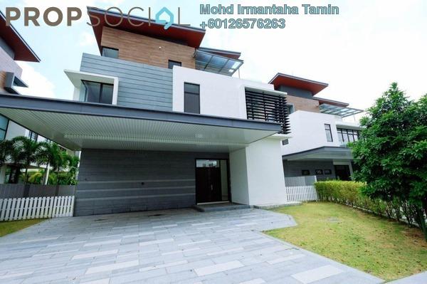 Bungalow For Sale in Long Branch Residences @ HomeTree, Kota Kemuning Freehold Unfurnished 6R/8B 2.6m