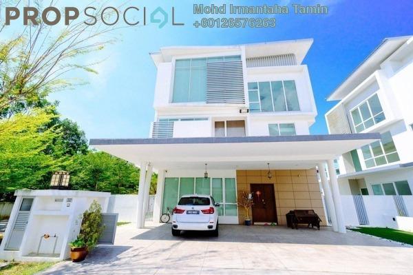 Bungalow For Sale in Garden Residence, Cyberjaya Freehold Semi Furnished 7R/6B 2.6m