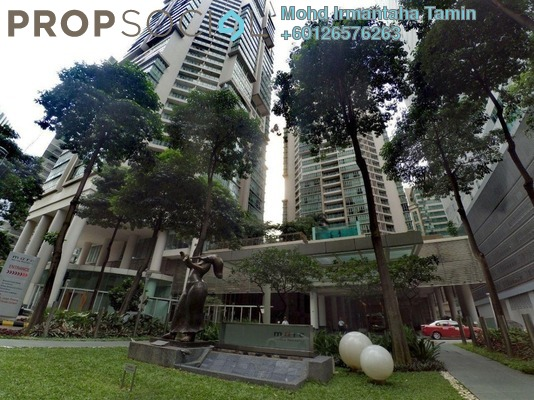 Serviced Residence For Sale in Marc Service Residence, KLCC Freehold Semi Furnished 3R/3B 1.95m
