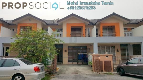 Terrace For Sale in Seri Pristana, Sungai Buloh Freehold Unfurnished 4R/3B 500k
