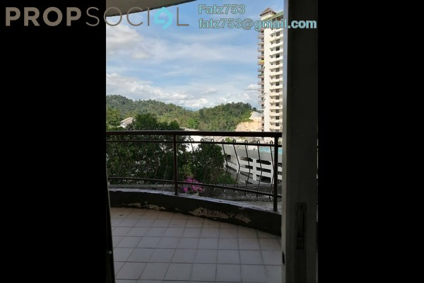 Condominium For Rent in Venice Hill, Batu 9 Cheras Freehold Unfurnished 3R/1B 900translationmissing:en.pricing.unit