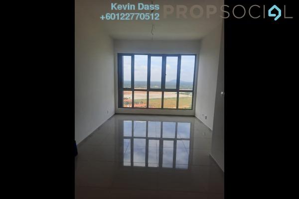 Condominium For Rent in Gravit8, Klang Freehold Semi Furnished 2R/2B 2.2k