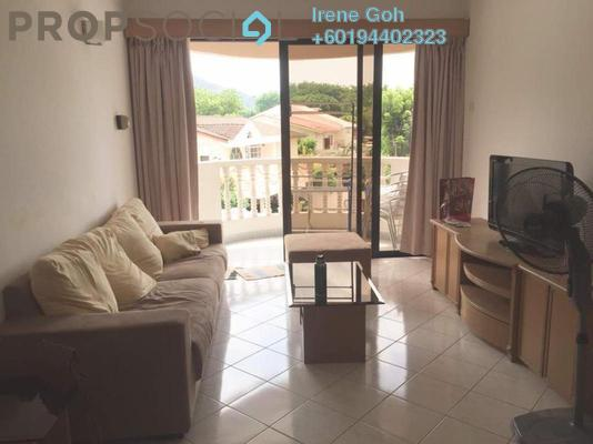 Condominium For Rent in Sri York, Georgetown Freehold Fully Furnished 3R/2B 1.8k