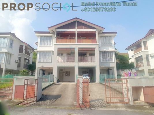 Townhouse For Sale in Seri Pristana, Sungai Buloh Leasehold Unfurnished 3R/2B 375k