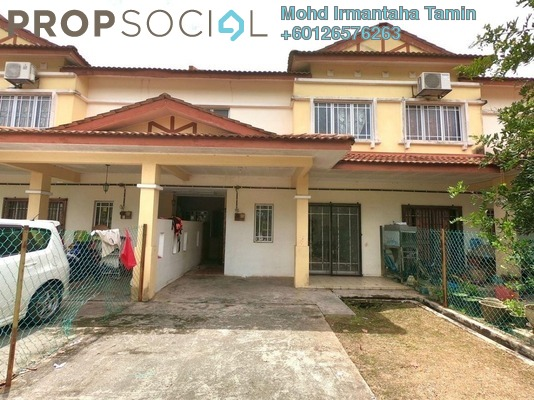 Terrace For Sale in Seri Pristana, Sungai Buloh Leasehold Semi Furnished 4R/3B 420k