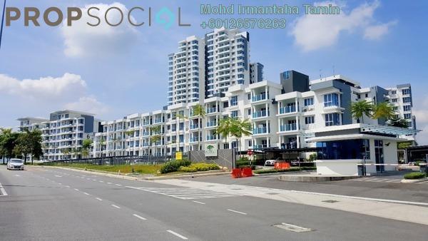 Apartment For Rent in Putra 1 Apartment, Bandar Seri Putra Freehold Semi Furnished 3R/3B 1.5k