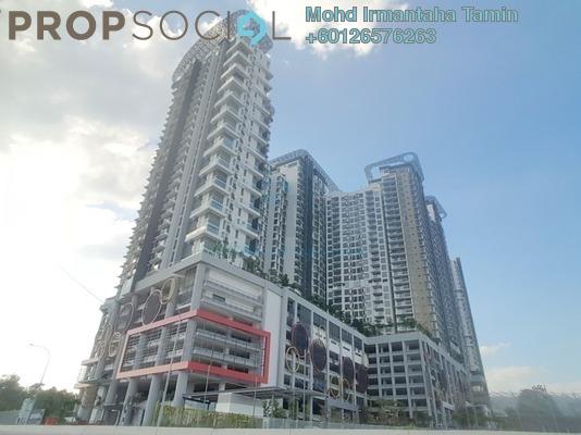 Duplex For Sale in You Vista @ You City, Batu 9 Cheras Freehold Semi Furnished 1R/2B 460k
