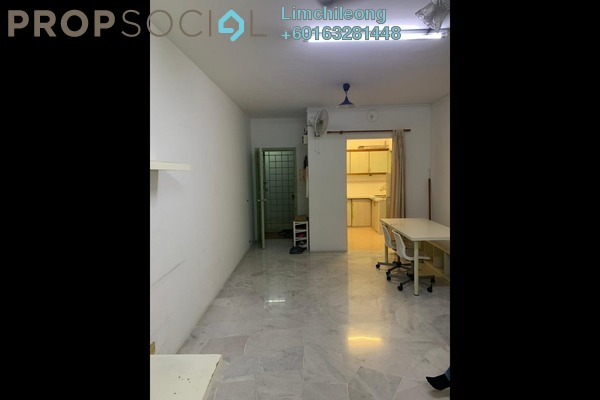 Apartment For Rent in D'Kiara Apartment, Pusat Bandar Puchong Freehold Semi Furnished 3R/2B 1.25k