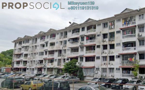 Apartment For Rent in Pandan Lake View, Pandan Perdana Freehold Unfurnished 3R/2B 750translationmissing:en.pricing.unit