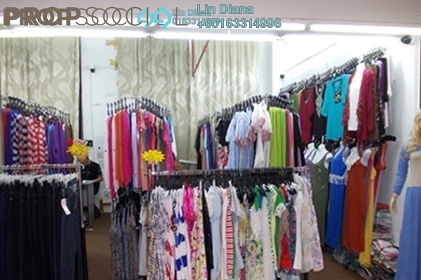 Shop For Sale in Plaza GM, Chow Kit Leasehold Semi Furnished 0R/0B 650k