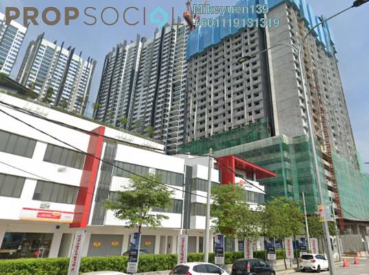 Condominium For Rent in Residensi Seri Wahyu, Jalan Ipoh Freehold Semi Furnished 3R/2B 1.5k
