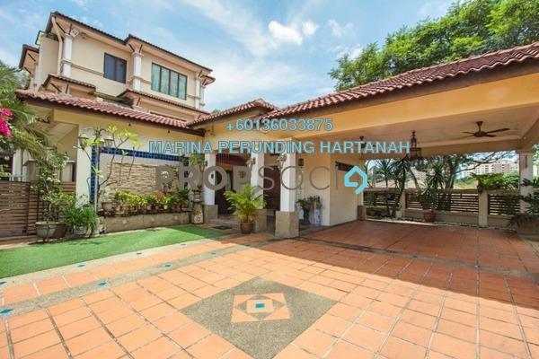 Bungalow For Sale in Villa Damansara, Kota Damansara Freehold Semi Furnished 6R/6B 5.3m