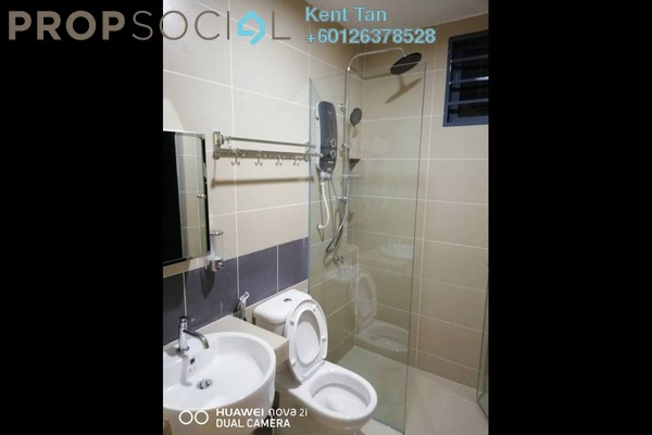 Condominium For Rent in Amerin Mall & Residence, Balakong Freehold Semi Furnished 2R/2B 1k