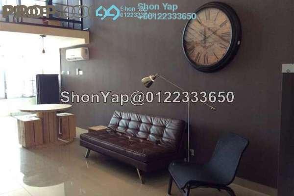 Condominium For Rent in Subang SoHo, Subang Jaya Freehold Fully Furnished 0R/1B 1.6k