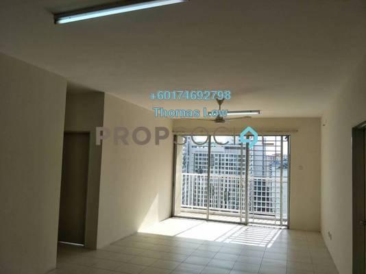 Condominium For Rent in Platinum Lake PV13, Setapak Freehold Semi Furnished 4R/2B 1.6k