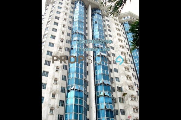 Condominium For Rent in Heritage, Setapak Freehold Fully Furnished 3R/2B 1.5k