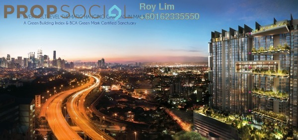Condominium For Rent in M City, Ampang Hilir Freehold Fully Furnished 1R/1B 2.4k
