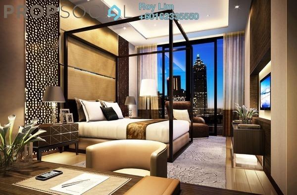 Condominium For Rent in Serdang Skyvillas, Seri Kembangan Freehold Semi Furnished 3R/2B 1k