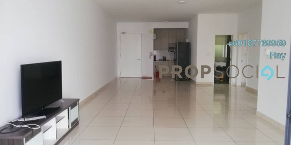 Condominium For Rent in You Residences @ You City, Batu 9 Cheras Freehold Semi Furnished 3R/2B 1.6k