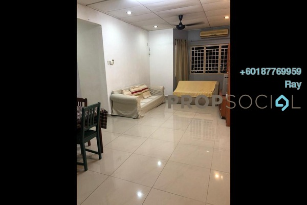 Condominium For Rent in Bayu Tasik 2, Bandar Sri Permaisuri Freehold Semi Furnished 3R/2B 1.45k