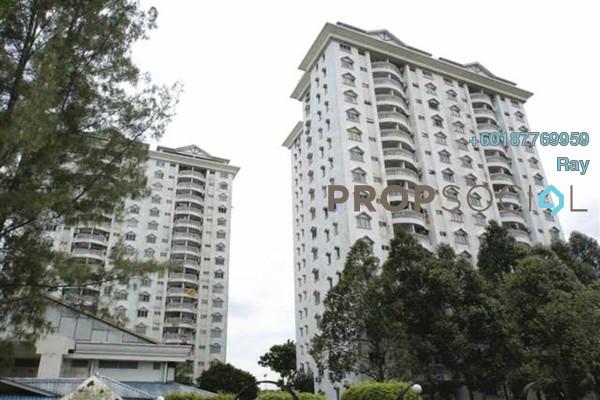 Condominium For Rent in Endah Villa, Sri Petaling Freehold Fully Furnished 3R/2B 1.8k