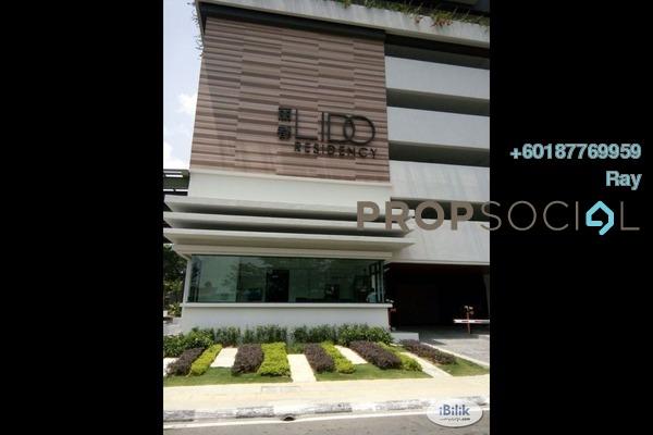 Condominium For Sale in Lido Residency, Bandar Sri Permaisuri Freehold Unfurnished 2R/2B 520k