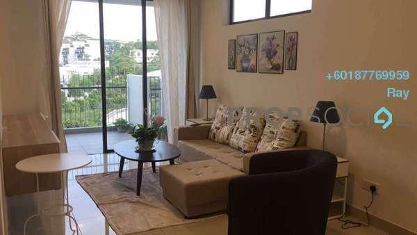Condominium For Sale in Nadayu62, Melawati Freehold Semi Furnished 3R/2B 650k