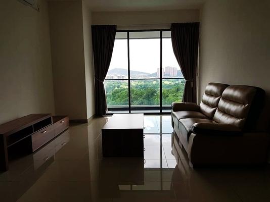 Condominium For Rent in Emerald Residence, Bandar Mahkota Cheras Freehold Fully Furnished 3R/2B 1.6k