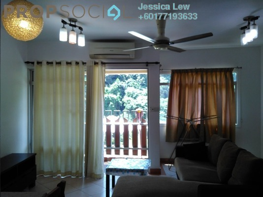 Condominium For Rent in Perdana Exclusive, Damansara Perdana Freehold Fully Furnished 3R/2B 1.5k