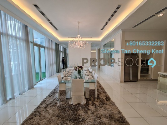 Condominium For Sale in Marc Service Residence, KLCC Freehold Fully Furnished 4R/4B 7.8m