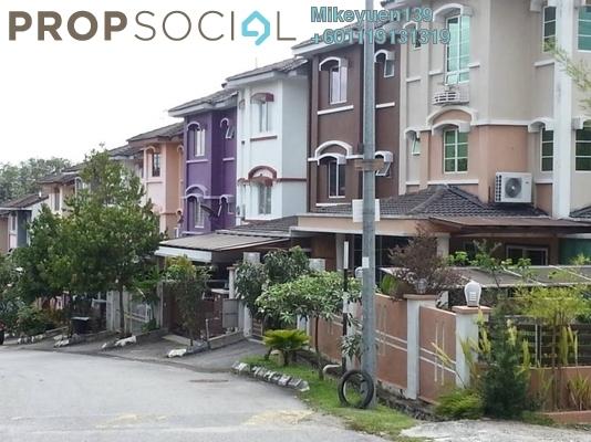 Terrace For Sale in Taman Bukit Permata, Batu Caves Freehold Unfurnished 3R/2B 500k