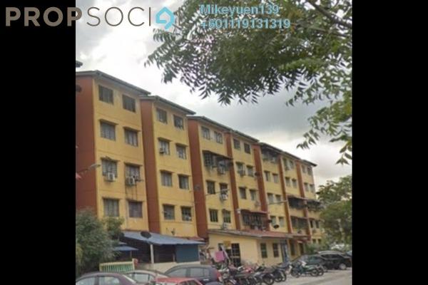 Apartment For Sale in Kampung Lindungan, Petaling Jaya Freehold Unfurnished 2R/2B 125k