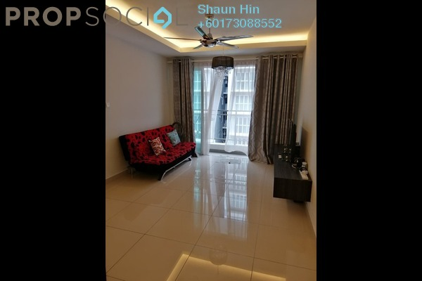 Condominium For Rent in Pacific Place, Ara Damansara Freehold Fully Furnished 2R/2B 1.8k