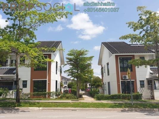 Terrace For Sale in Precinct 11, Putrajaya Freehold Semi Furnished 3R/4B 880k