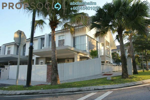 Terrace For Sale in Precinct 11, Putrajaya Freehold Semi Furnished 4R/3B 1.05m