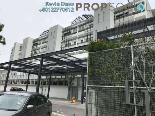 Condominium For Rent in Elevia Residences, Bandar Puchong Utama Freehold Fully Furnished 3R/5B 4.5k