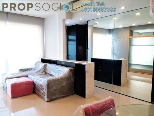 Condominium For Rent in VERVE Suites, Mont Kiara Freehold Fully Furnished 1R/1B 2.5k