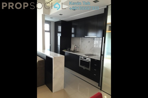 Condominium For Rent in VERVE Suites, Mont Kiara Freehold Fully Furnished 1R/1B 2.8k