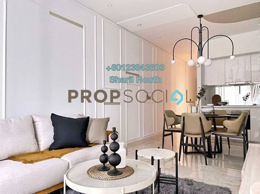 Condominium For Rent in Sky Suites @ KLCC, KLCC Freehold Fully Furnished 3R/2B 3.9k