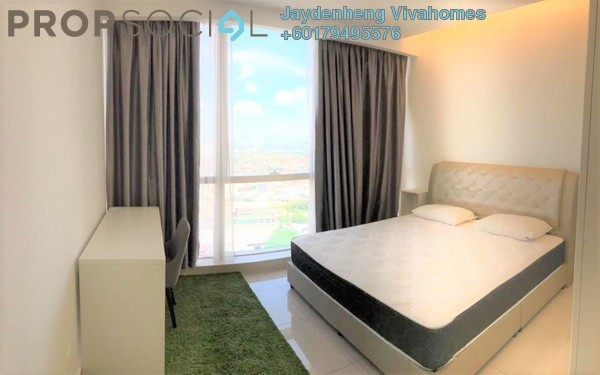 Condominium For Rent in Pinnacle, Petaling Jaya Freehold Fully Furnished 0R/1B 1.5k