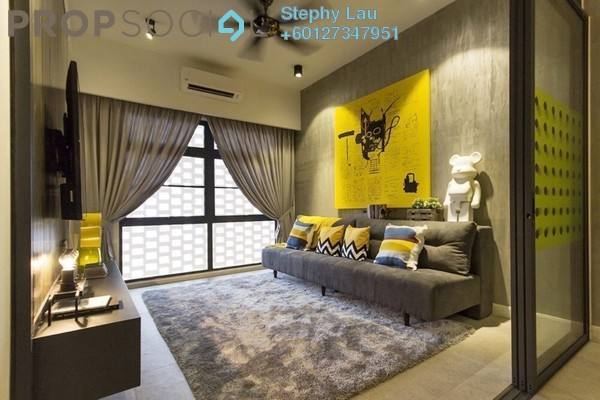 Condominium For Sale in Union Suites, Bandar Sunway Freehold Unfurnished 2R/2B 714k