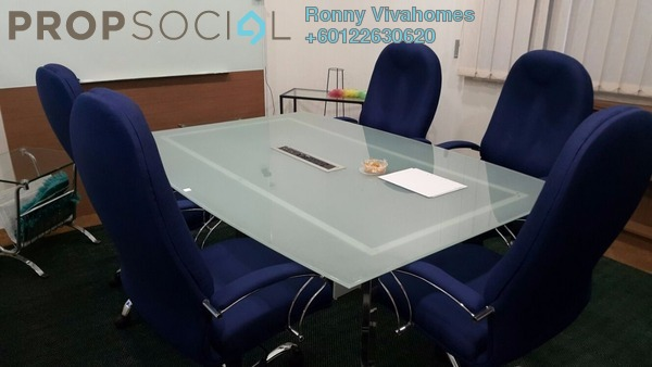 Office For Rent in Wisma UOA I, KLCC Freehold Fully Furnished 0R/2B 5k