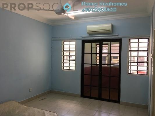 Terrace For Rent in Bandar Damai Perdana, Cheras South Freehold Semi Furnished 4R/3B 1.35k