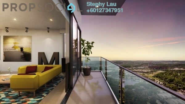Condominium For Sale in Union Suites, Bandar Sunway Freehold Unfurnished 3R/2B 905k