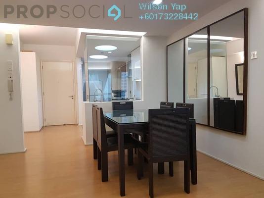 Condominium For Rent in i-Zen Kiara I, Mont Kiara Freehold Fully Furnished 2R/2B 3k
