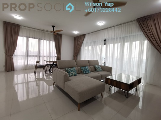 Condominium For Rent in Residensi 22, Mont Kiara Freehold Fully Furnished 3R/4B 8.5k