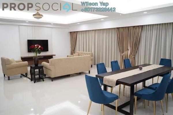 Condominium For Rent in Residensi 22, Mont Kiara Freehold Semi Furnished 4R/5B 11.5k