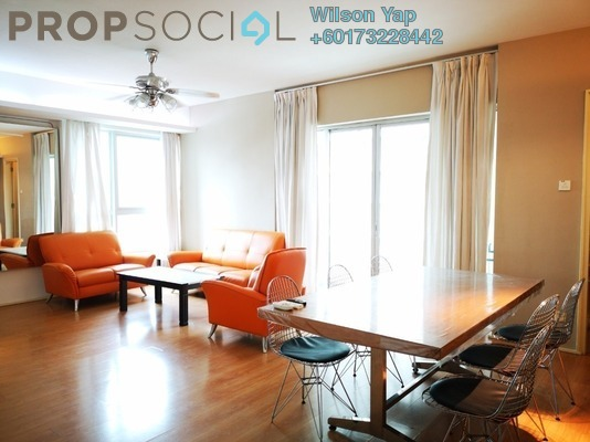 Condominium For Rent in i-Zen Kiara I, Mont Kiara Freehold Fully Furnished 3R/2B 4k