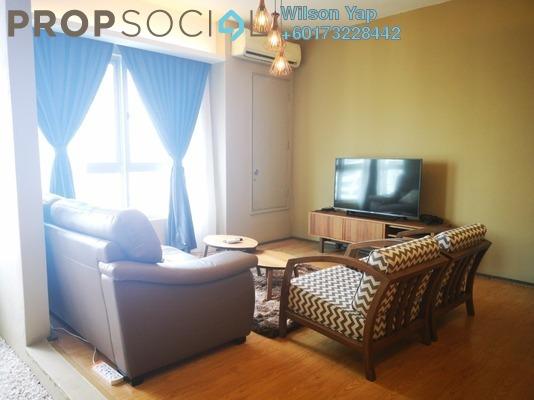 Condominium For Rent in i-Zen Kiara I, Mont Kiara Freehold Fully Furnished 2R/2B 3.4k