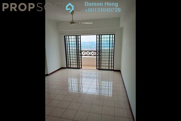 Condominium For Rent in Vista Komanwel, Bukit Jalil Freehold Semi Furnished 3R/2B 1.6k